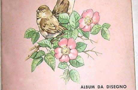 Le ROSELLINE – Libro / Album scuole elementari per cornicette
