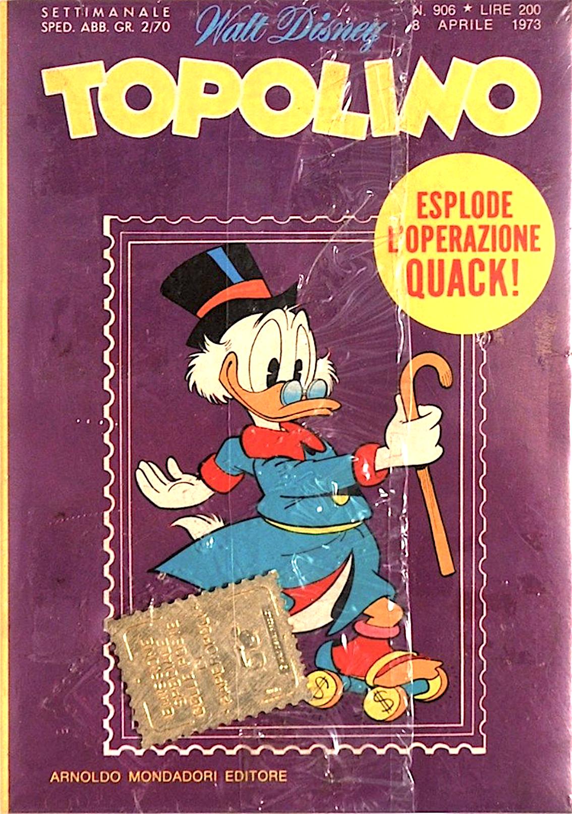 operazione quack