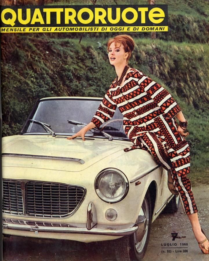 Quattroruote Luglio 1960 – Anno V – N° 7