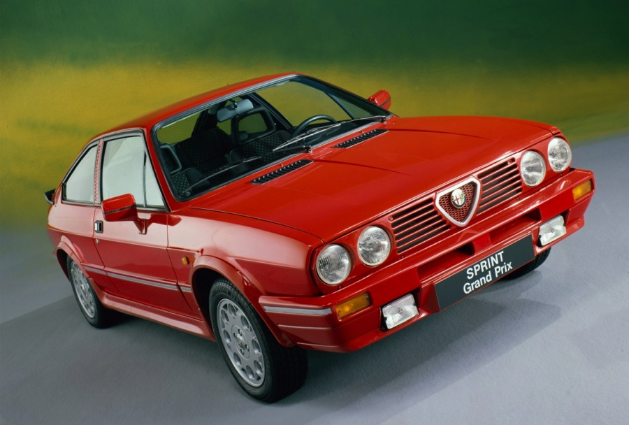 alfasud sprint grand prix