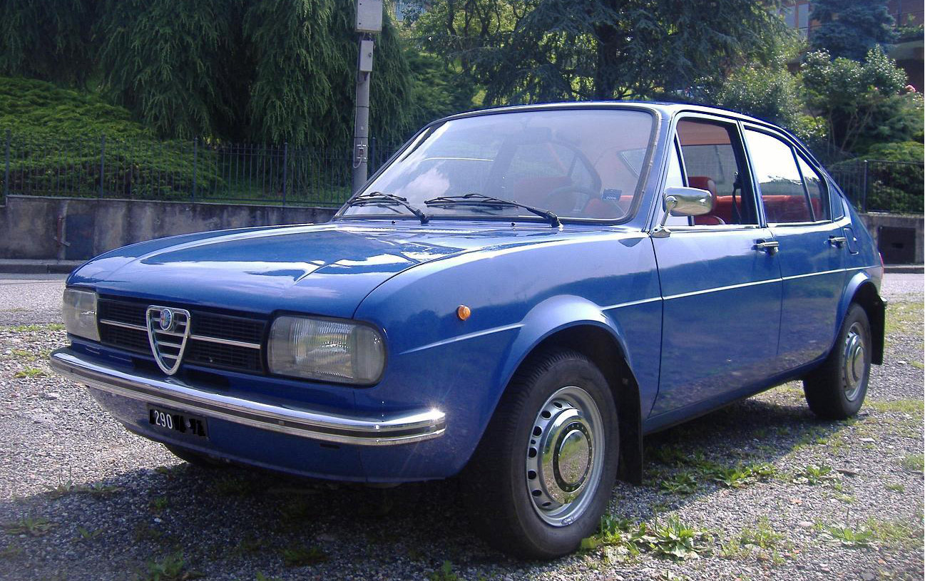 Alfasud Storia Auto Epoca Passato Curiosando Anni 70