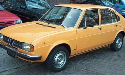 La storia dell'auto: ALFASUD