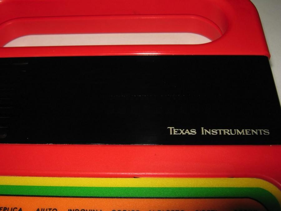 grillo parlante texas instruments