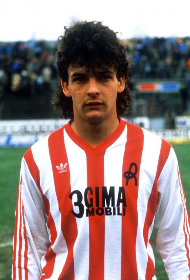 Roberto Baggio Lanerossi Vicenza
