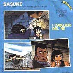 sasuke sigla i cavalieri del re