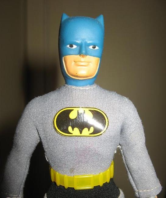 mego batman giocattolo