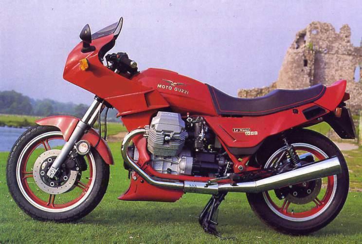 moto guzzi 1000 daytona lemans v 88