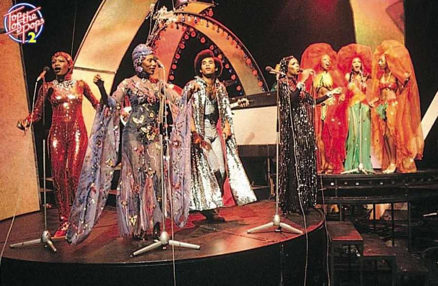boney m rasputin top of the pops