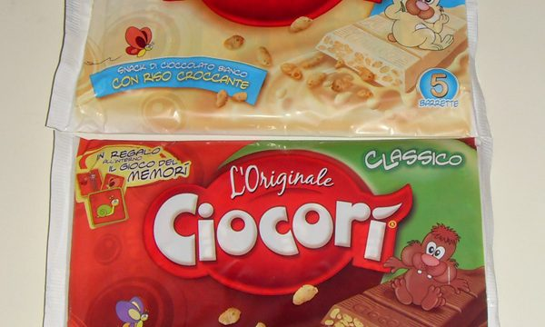 CIOCORI' e BIANCORI' – Spot (Anni 80)