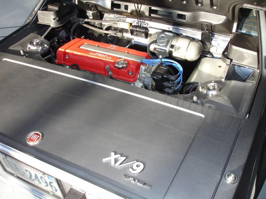 FIAT X 1/9 MOTORE CENTRALE