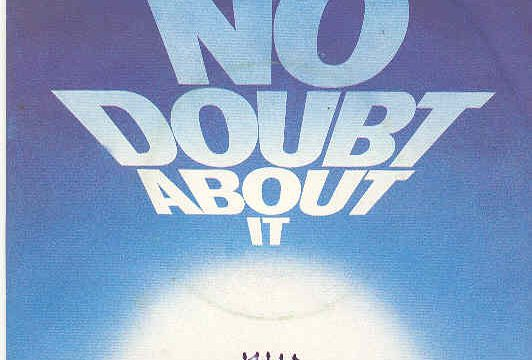 NO DOUBT ABOUT IT – Hot Chocolate – (1980)