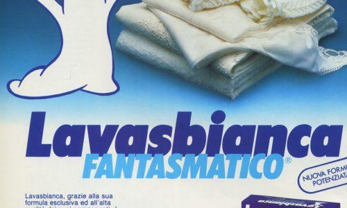 LAVASBIANCA FANTASMATICO (Fine anni 80 Inizi 90)