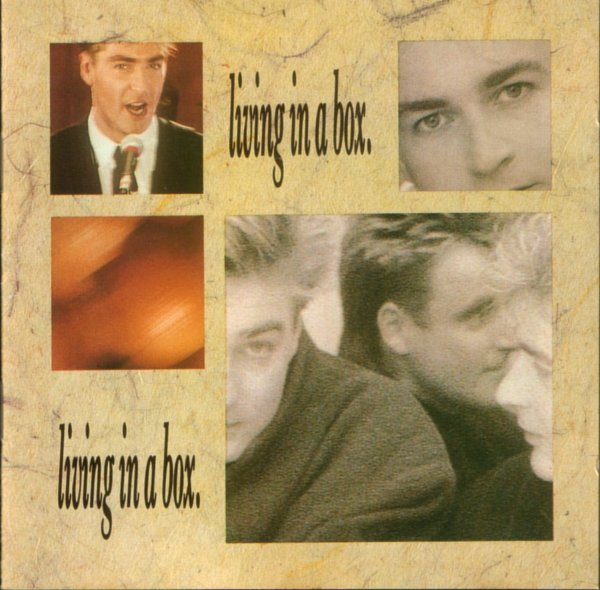 living in a box 1987