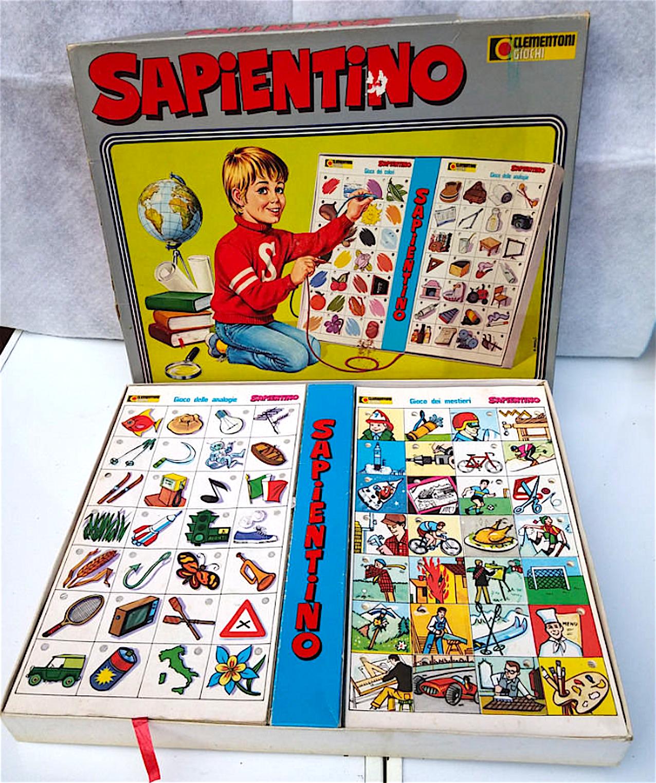 sapientino_clementoni_giocattolo_vintage_anni_60_70