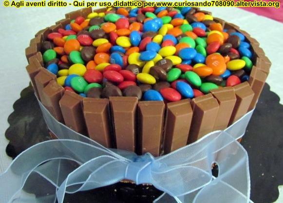 smarties cioccolata nestlè
