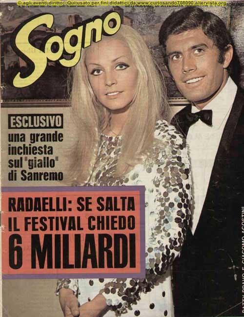 sogno rivista copertina 1968 fotoromanzi patty pravo