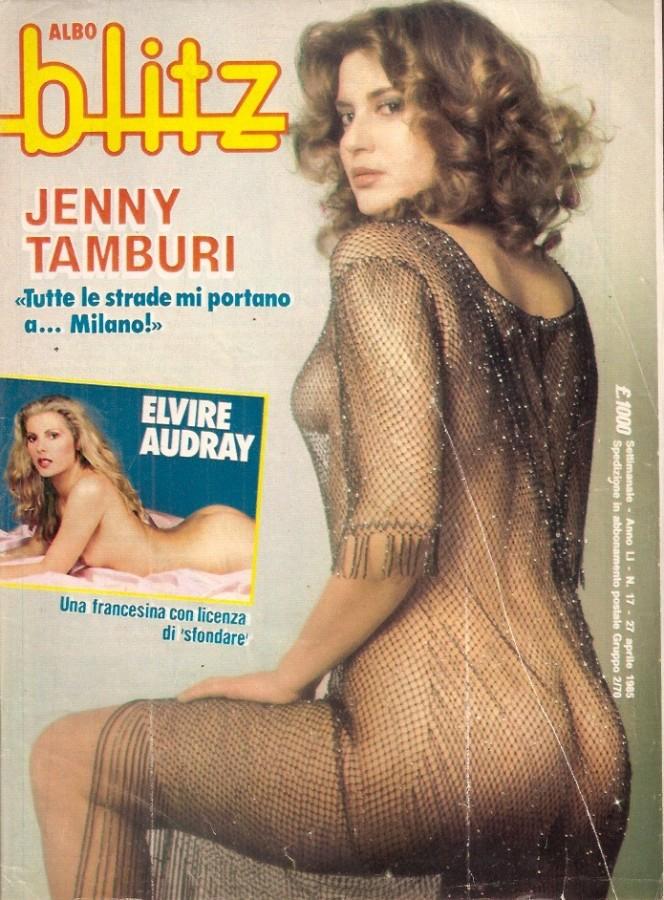 Blitz Jenny Tamburi 1985