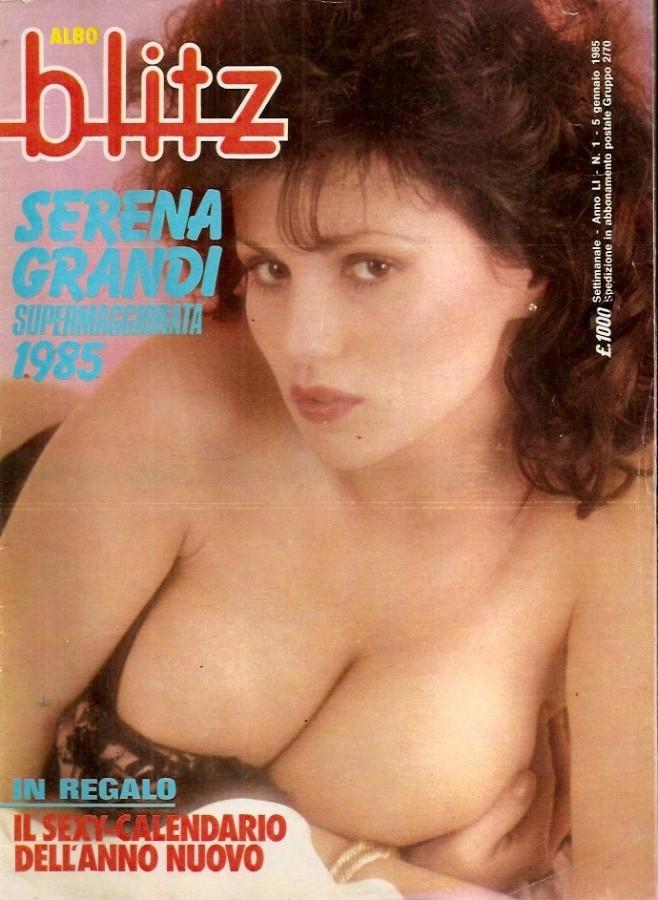 copertina serena grandi 1985