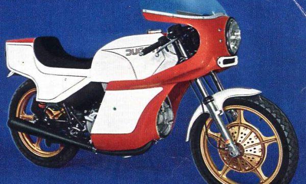 DUCATI PANTAH – (1979/1984) – Italia