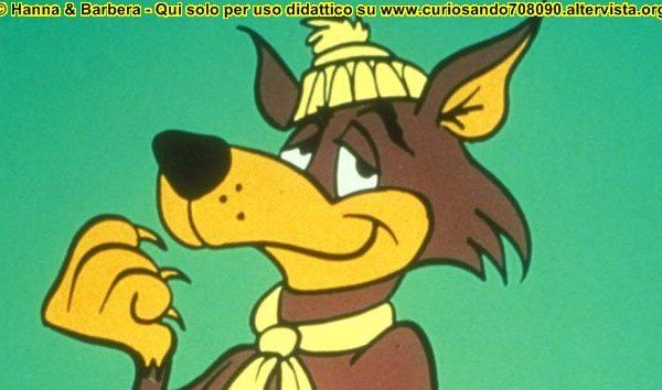 LUPO DE LUPIS – Hanna & Barbera – (1959/1965)
