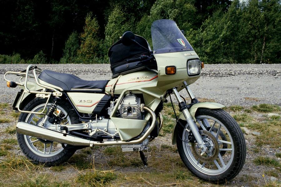 MOTO GUZZI V65 1984