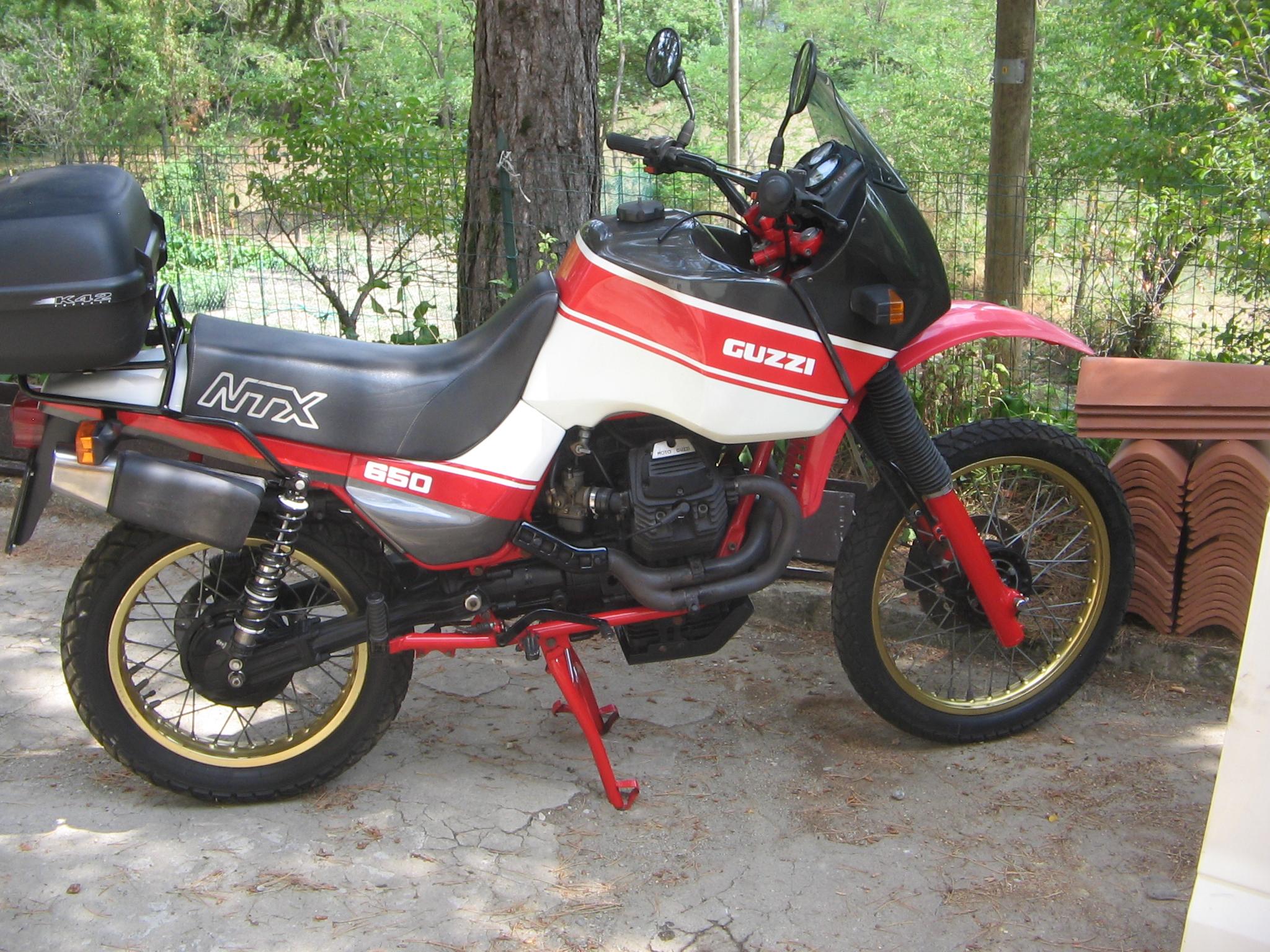 Moto guzzi v65 ntx