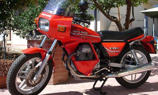MOTO GUZZI V65 – (1982/1994) – Italia