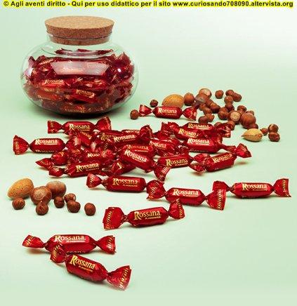 caramelle rossana perugina
