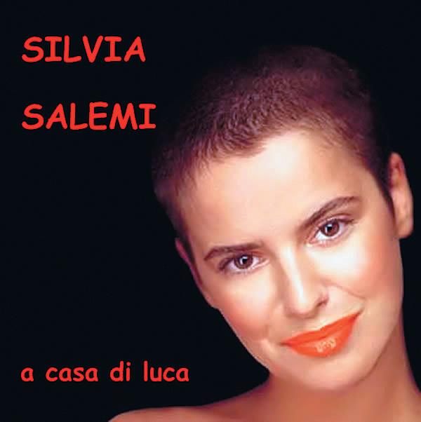 Silvia-Salemi a casa di luca