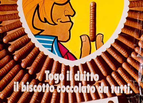 """TOGO """"il dritto"""" Pavesi – Carosello e Spot – (Anni 70 80 90)"""