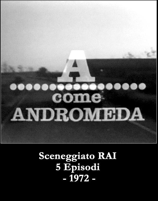 A COME ANDROMEDA SIGLA SCENEGGIATO