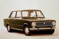 La storia dell'auto - FIAT 124