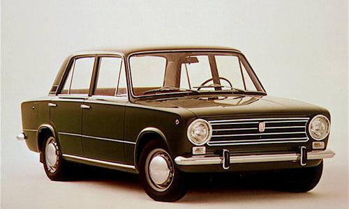 La storia dell'auto – FIAT 124