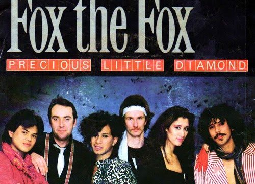 PRECIOUS LITTLE DIAMOND – Fox The Fox – (1984)