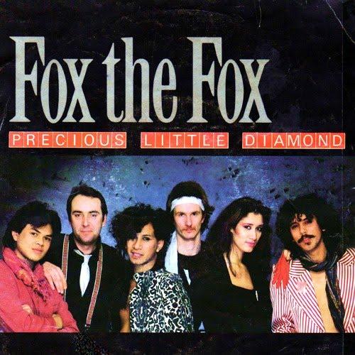 fox the fox precious little diamond copertina