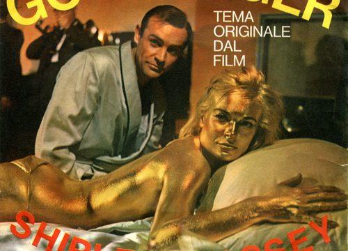 DIAMONDS ARE FOREVER / GOLDFINGER – Shirley Bassey – (1971/1964)