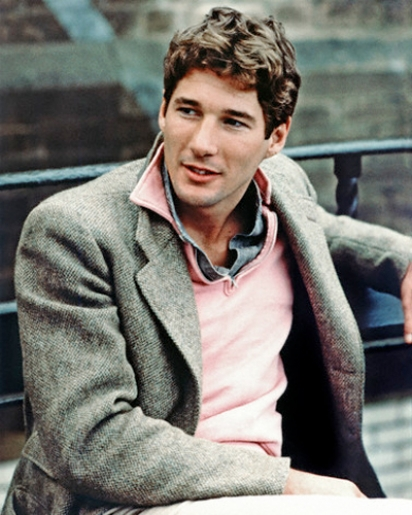 richard gere, young
