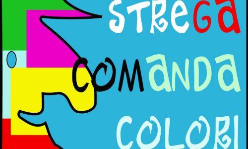 STREGA COMANDA COLORE – Gioco