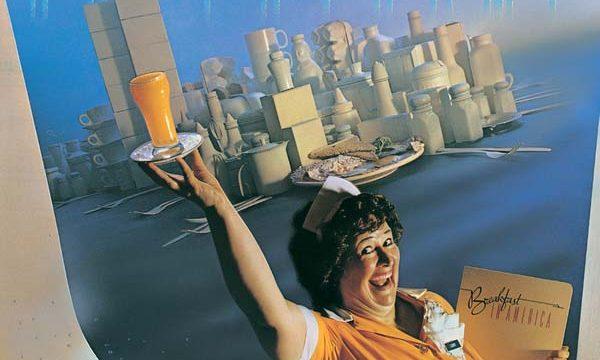 BREAKFAST IN AMERICA – Supertramp – (1979)