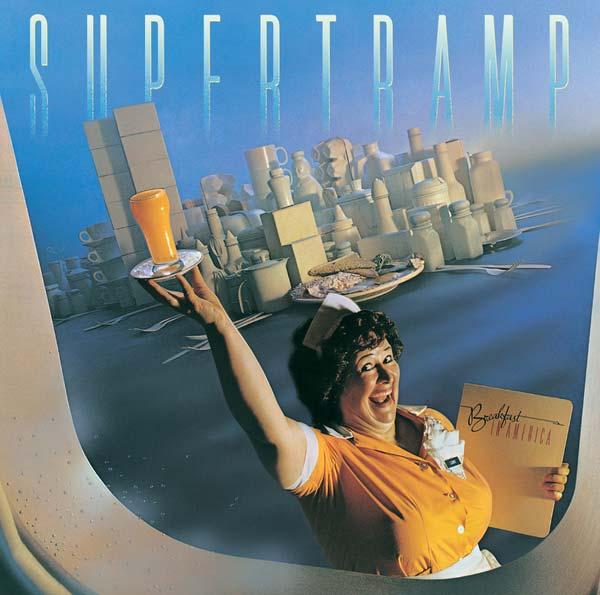 supertramp brekfast in america copertina album