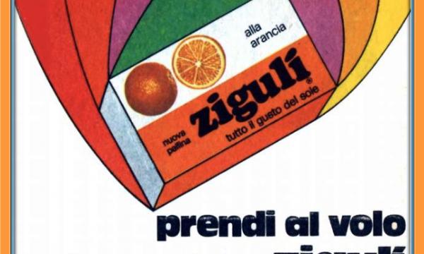 ZIGULI' – Falqui – (Anni 60)