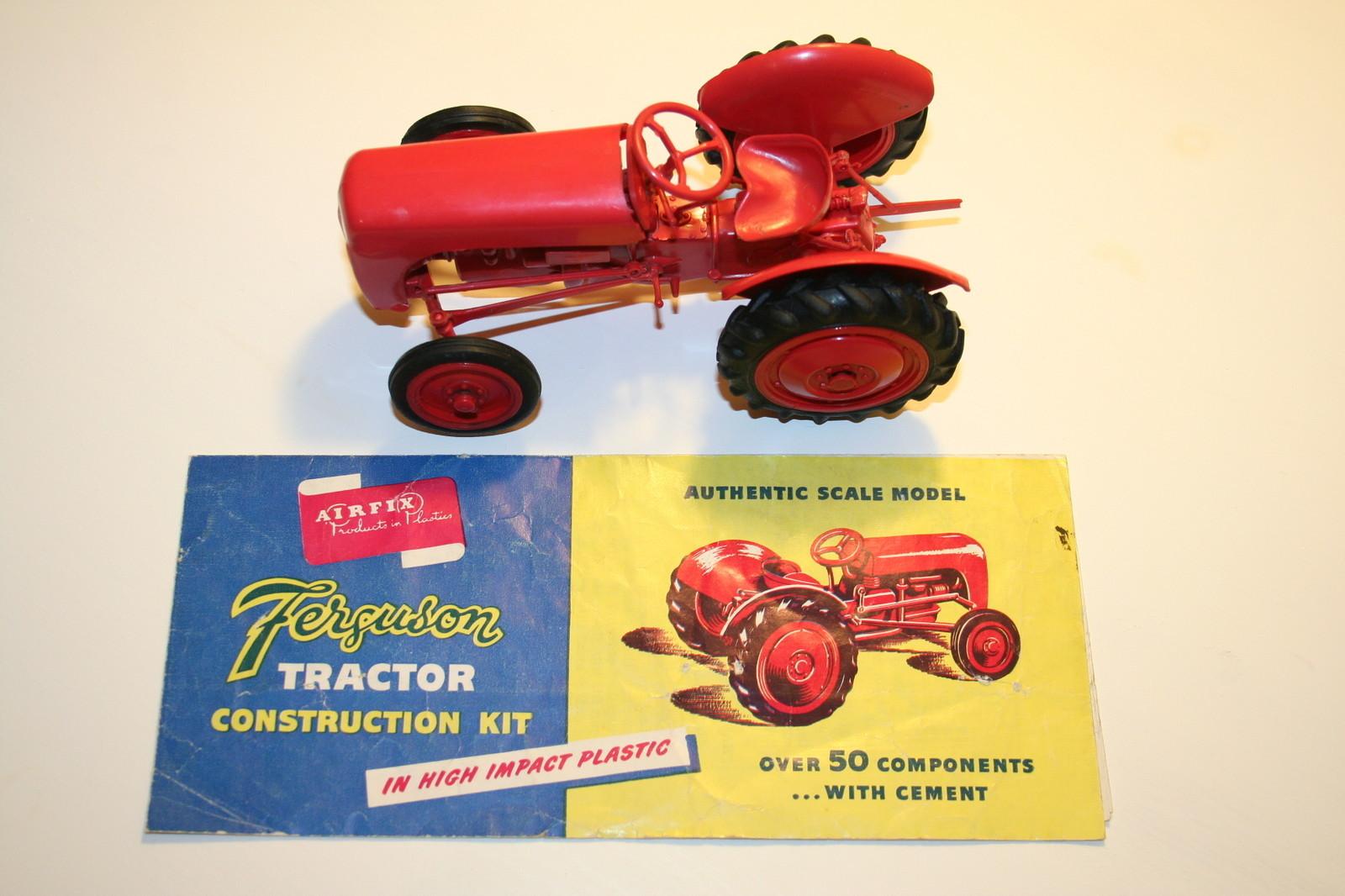 AIRFIX trattore massey ferguson 1949