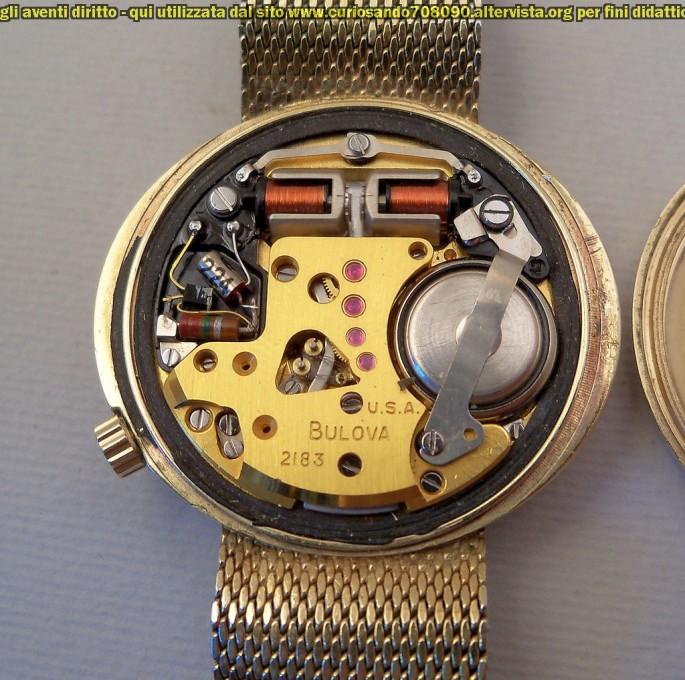 Bulova Accutron 1968