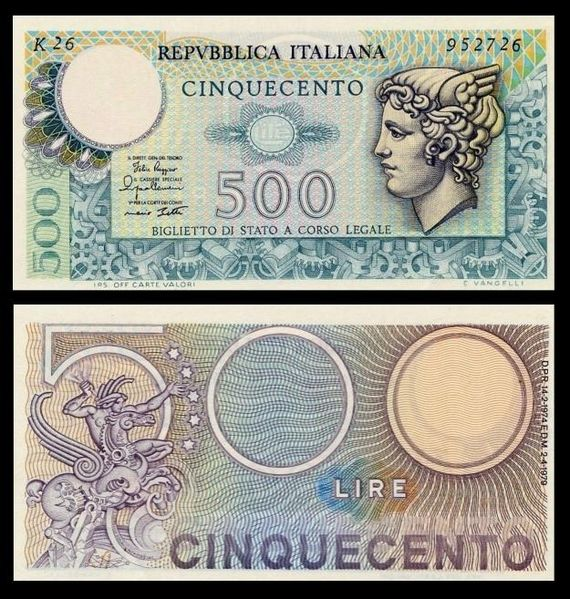 lira 500