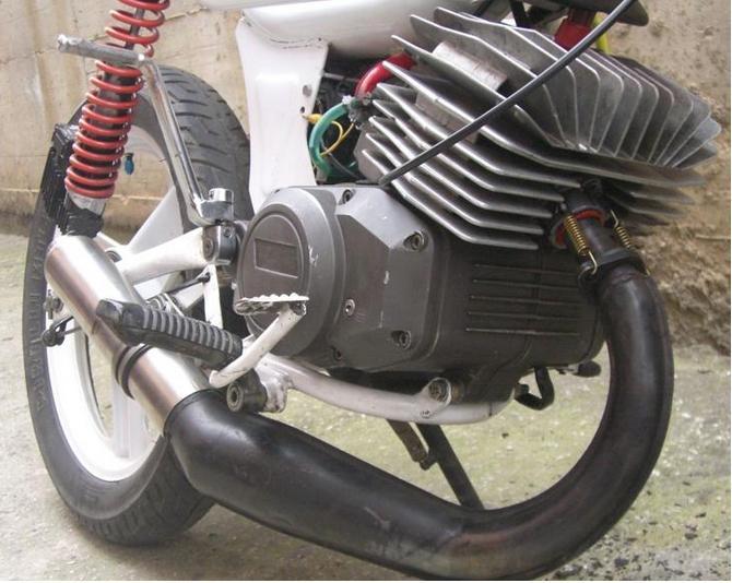 peripoli oxford motore