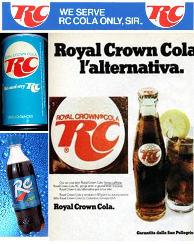 rc cola royal crown cola vintage