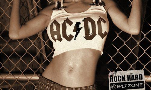 BACK IN BLACK – AC/DC – (1980)