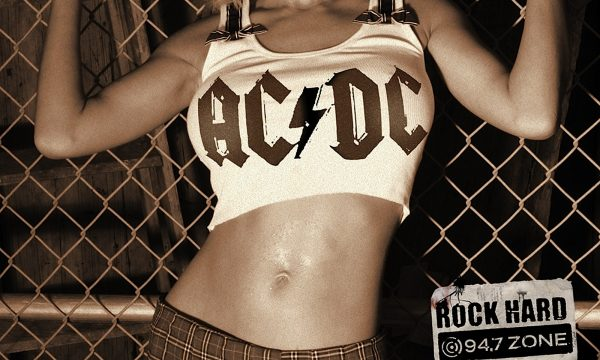 BACK IN BLACK – AC/DC – (1980)