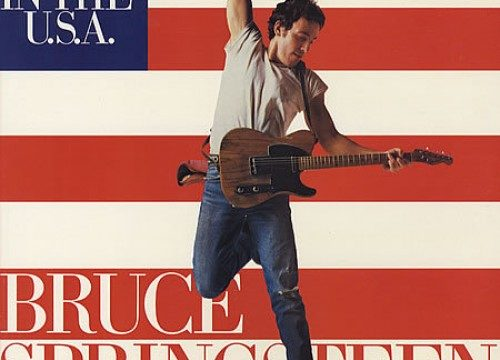 BORN IN THE U.S.A. – Bruce Springsteen – (1984)