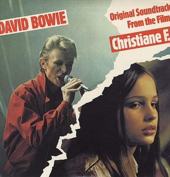 christiane f. david bowie colonna sonora disco